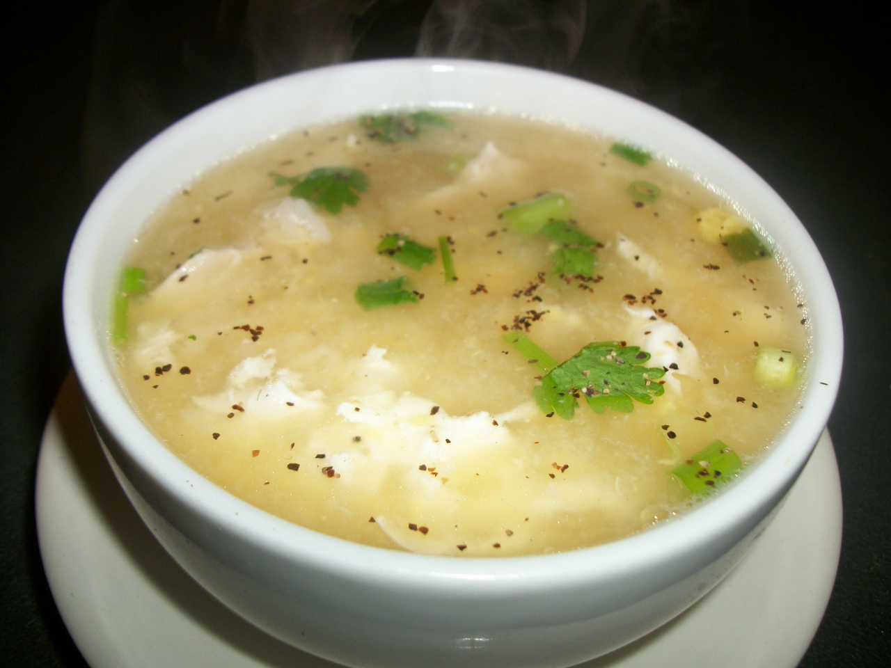 Thai Chicken and Rice Soup @ WeekendChiropractor.com